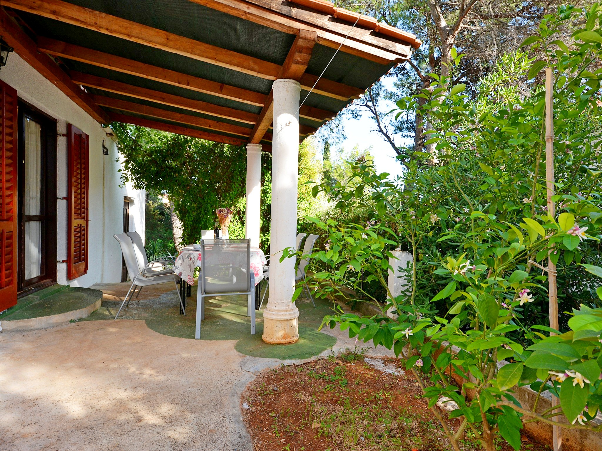 Ferienwohnung Ferienwohnungen Duaan, Apartman A4 (942266), Vrbanj, Insel Hvar, Dalmatien, Kroatien, Bild 3