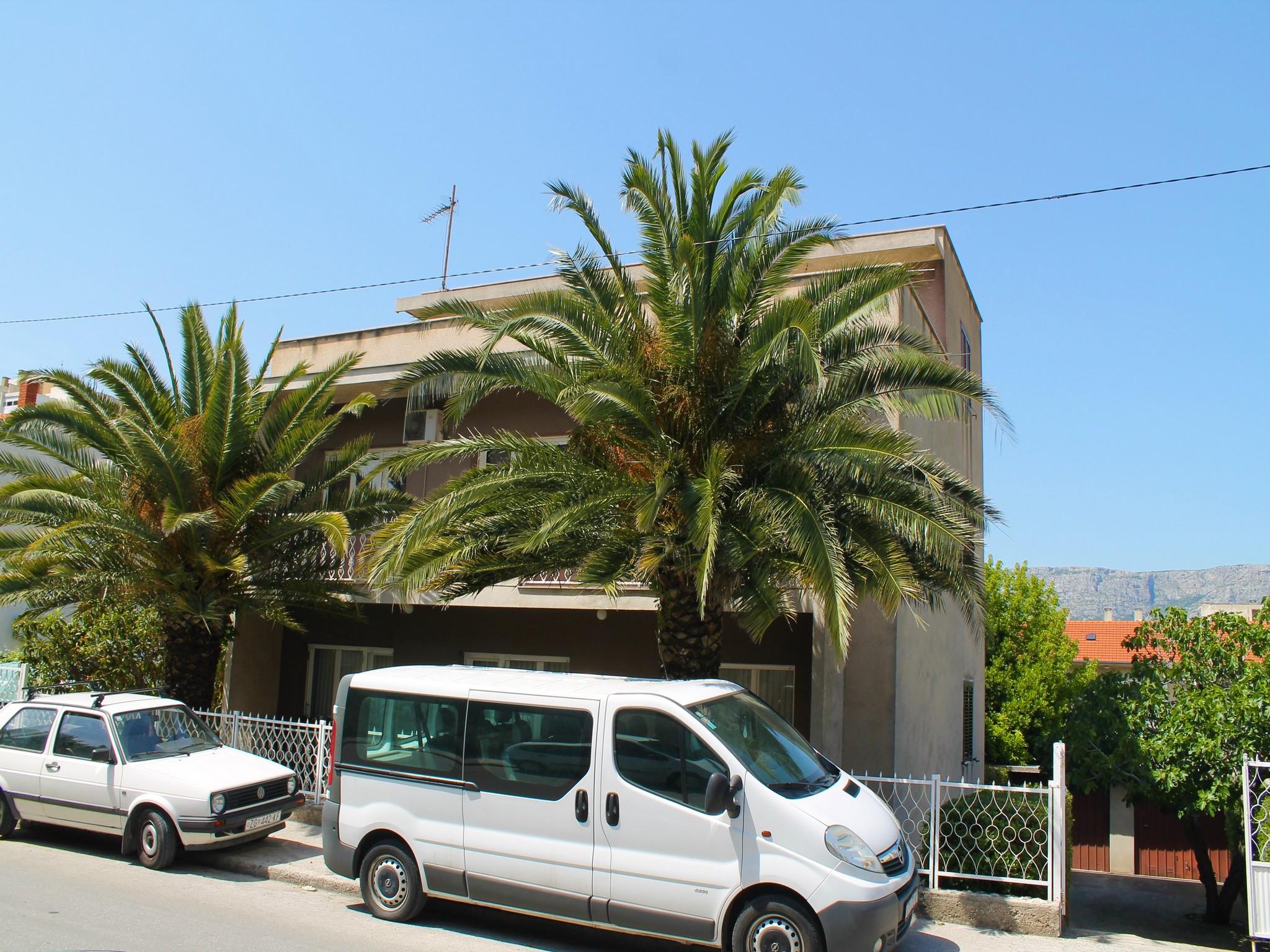 Ferienwohnung Ferienwohnungen und Zimmer Katija, Apartman A2+2 (939749), Split, , Dalmatien, Kroatien, Bild 11