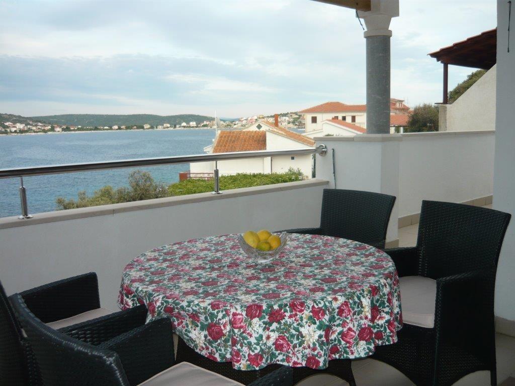 Ferienwohnung Ferienwohnungen Nikola, Apartman A4+1 (940240), Kanica, , Dalmatien, Kroatien, Bild 25