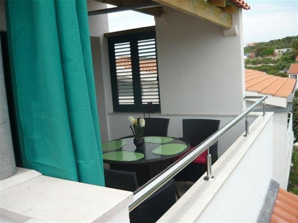 Ferienwohnung Ferienwohnungen Nikola, Apartman A4+1 (940240), Kanica, , Dalmatien, Kroatien, Bild 26