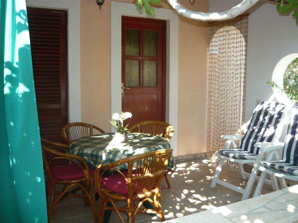 Ferienwohnung Ferienwohnungen Nikola, Studio apartman S2+1 (940238), Kanica, , Dalmatien, Kroatien, Bild 23