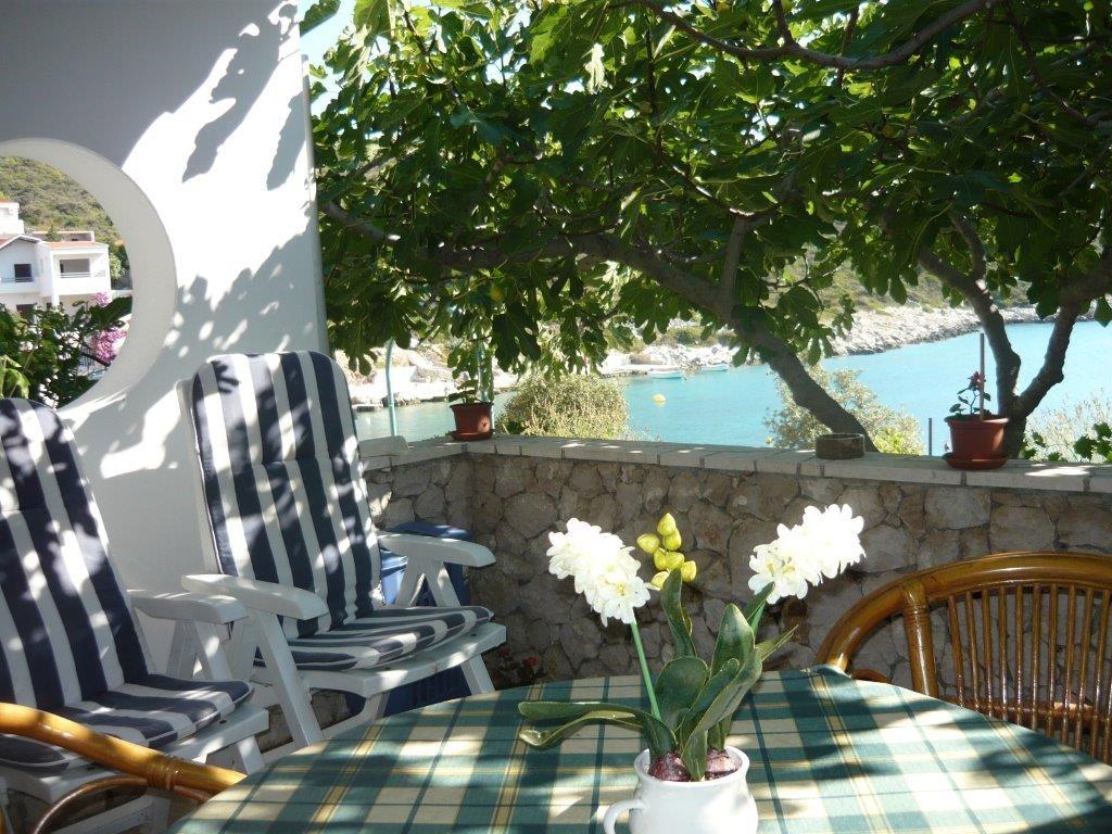 Ferienwohnung Ferienwohnungen Nikola, Studio apartman S2+1 (940238), Kanica, , Dalmatien, Kroatien, Bild 24