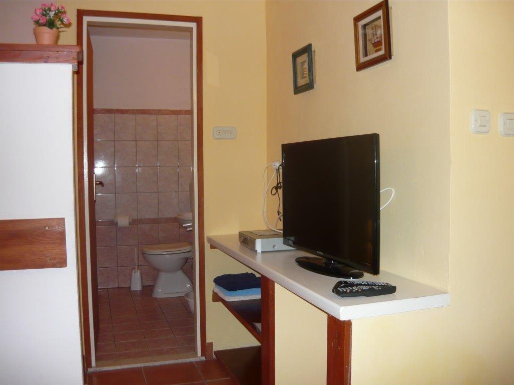 Ferienwohnung Ferienwohnungen Nikola, Studio apartman S2+1 (940238), Kanica, , Dalmatien, Kroatien, Bild 21