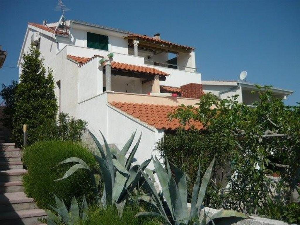 Ferienwohnung Ferienwohnungen Nikola, Apartman A4+1 (940240), Kanica, , Dalmatien, Kroatien, Bild 1