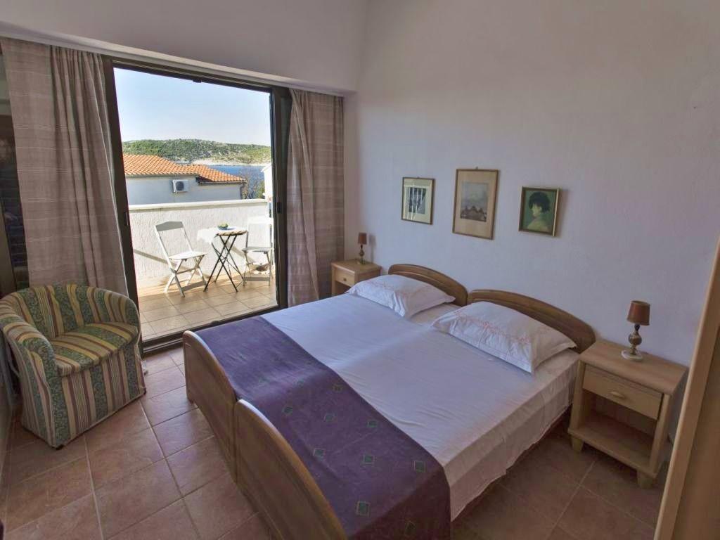 Ferienwohnung }eljka, Apartman A4+2 (1586324), Kanica, , Dalmatien, Kroatien, Bild 30