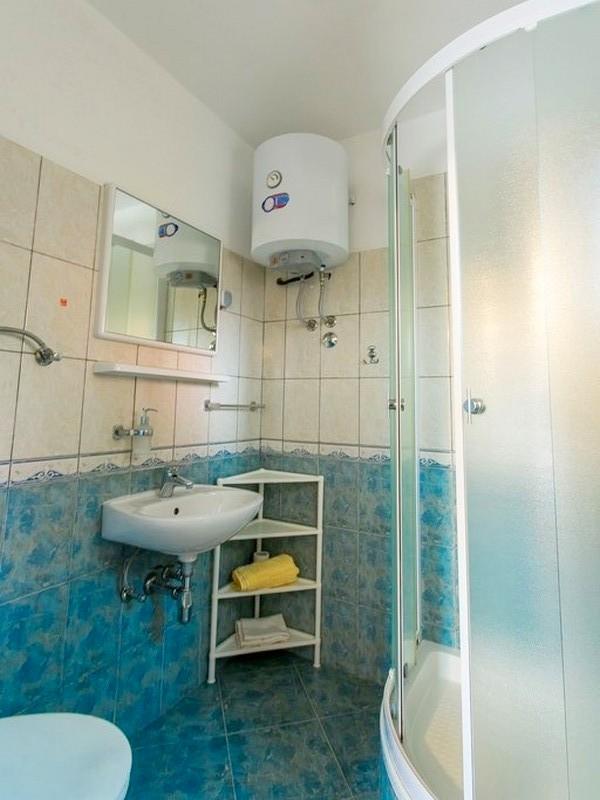 Ferienwohnung Ferienwohnungen Jakov, Apartman A2+1 (1847462), Arbanija, , Dalmatien, Kroatien, Bild 20