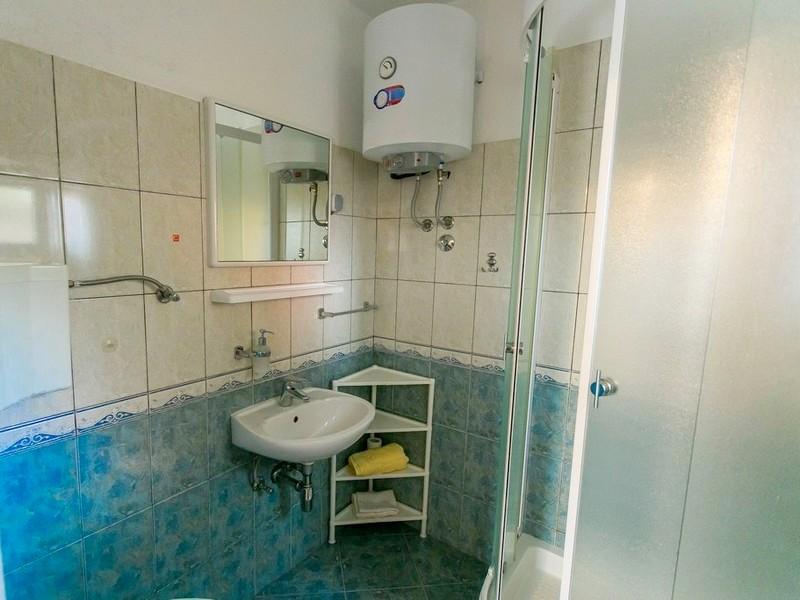 Ferienwohnung Ferienwohnungen Jakov, Apartman A2+1 (1847462), Arbanija, , Dalmatien, Kroatien, Bild 21