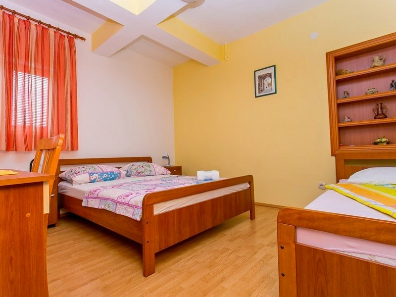 Ferienwohnung Ferienwohnungen Jakov, Apartman A2+1 (1847462), Arbanija, , Dalmatien, Kroatien, Bild 18