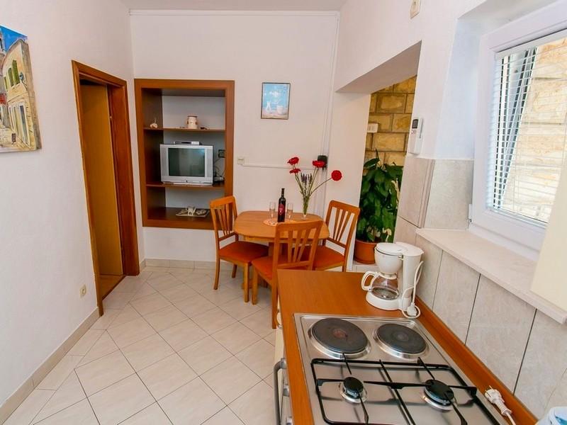 Ferienwohnung Ferienwohnungen Jakov, Apartman A2+1 (1847462), Arbanija, , Dalmatien, Kroatien, Bild 25