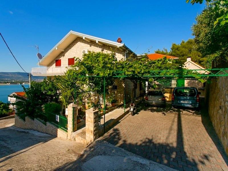 Ferienwohnung Ferienwohnungen Jakov, Apartman A2+1 (1847462), Arbanija, , Dalmatien, Kroatien, Bild 11