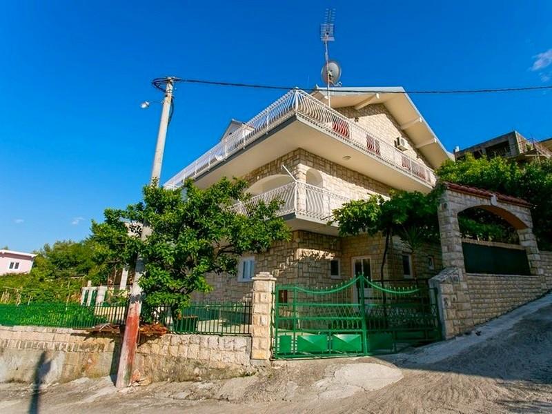 Ferienwohnung Ferienwohnungen Jakov, Apartman A2+1 (1847462), Arbanija, , Dalmatien, Kroatien, Bild 12
