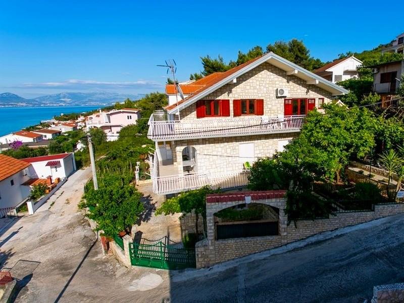 Ferienwohnung Ferienwohnungen Jakov, Apartman A2+1 (1847462), Arbanija, , Dalmatien, Kroatien, Bild 13