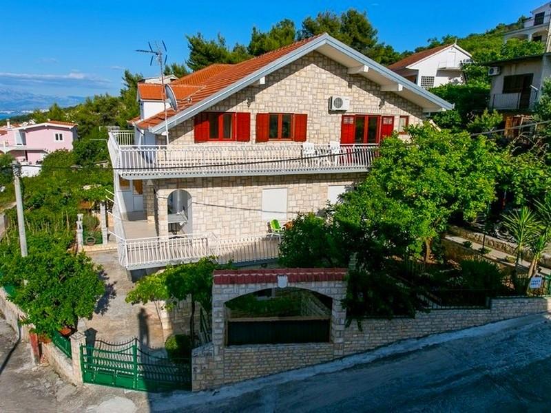 Ferienwohnung Ferienwohnungen Jakov, Apartman A2+1 (1847462), Arbanija, , Dalmatien, Kroatien, Bild 2