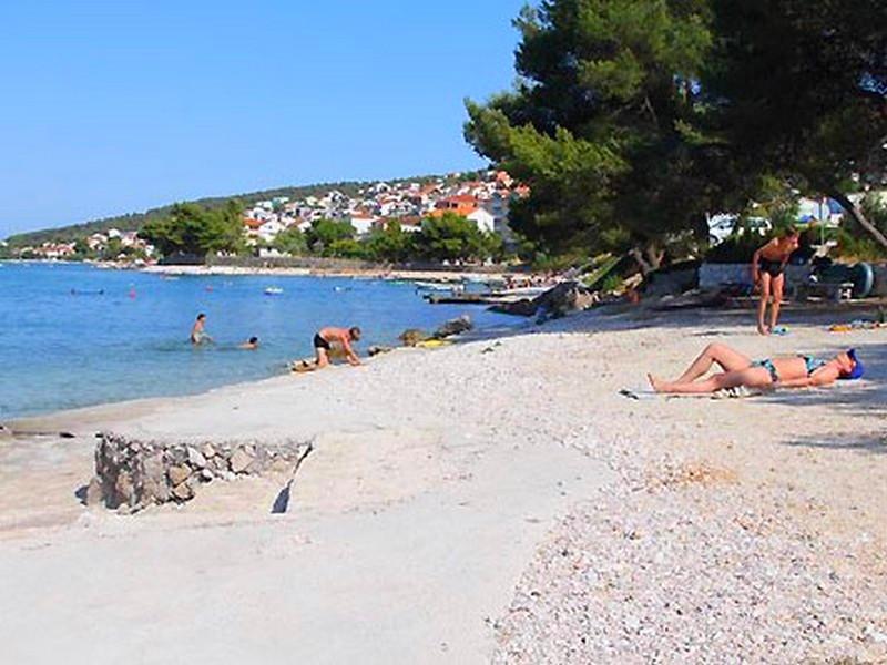 Ferienwohnung Ferienwohnungen Jakov, Apartman A2+1 (1847462), Arbanija, , Dalmatien, Kroatien, Bild 8