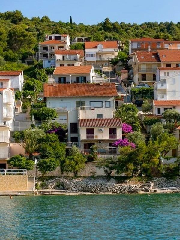 Ferienwohnung Ferienwohnungen Jakov, Apartman A2+1 (1847462), Arbanija, , Dalmatien, Kroatien, Bild 14
