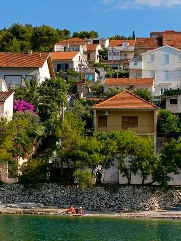 Ferienwohnung Ferienwohnungen Jakov, Apartman A2+1 (1847462), Arbanija, , Dalmatien, Kroatien, Bild 4