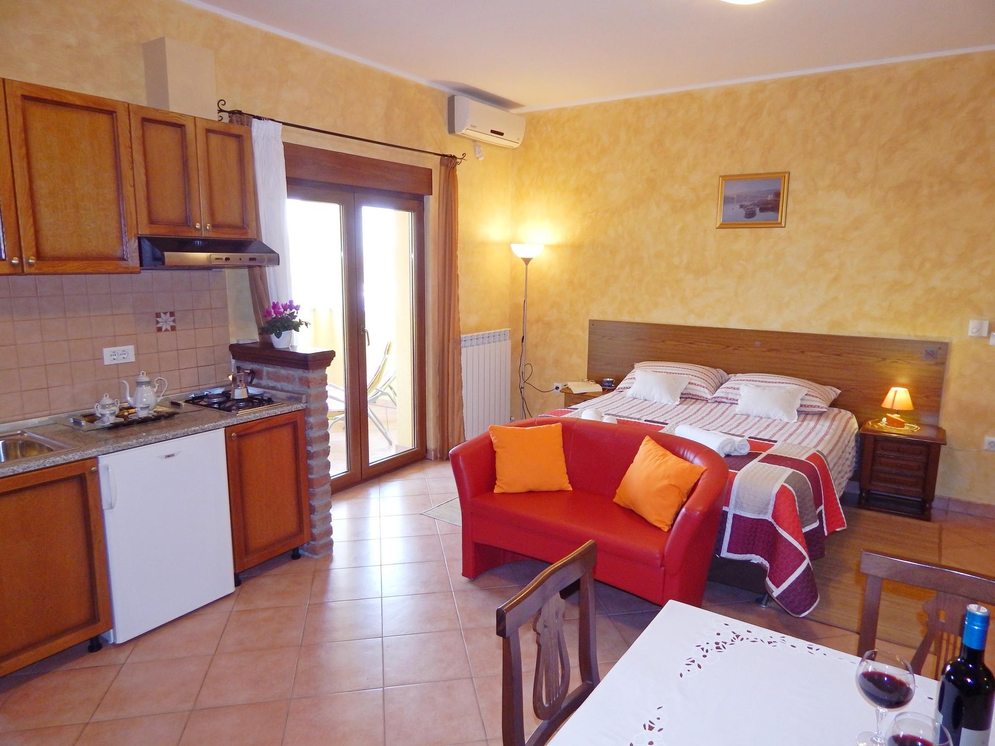 Ferienwohnung Ferienwohnungen Elida, Studio apartman S2 (2319206), Rovinj, , Istrien, Kroatien, Bild 12