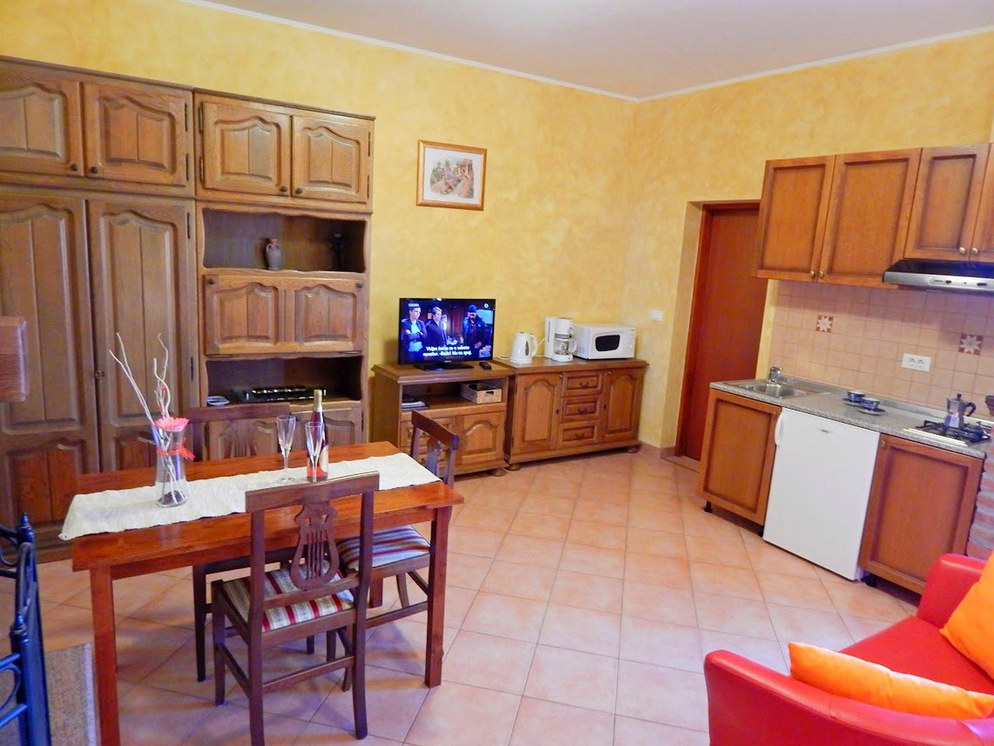 Ferienwohnung Ferienwohnungen Elida, Studio apartman S2 (2319206), Rovinj, , Istrien, Kroatien, Bild 15