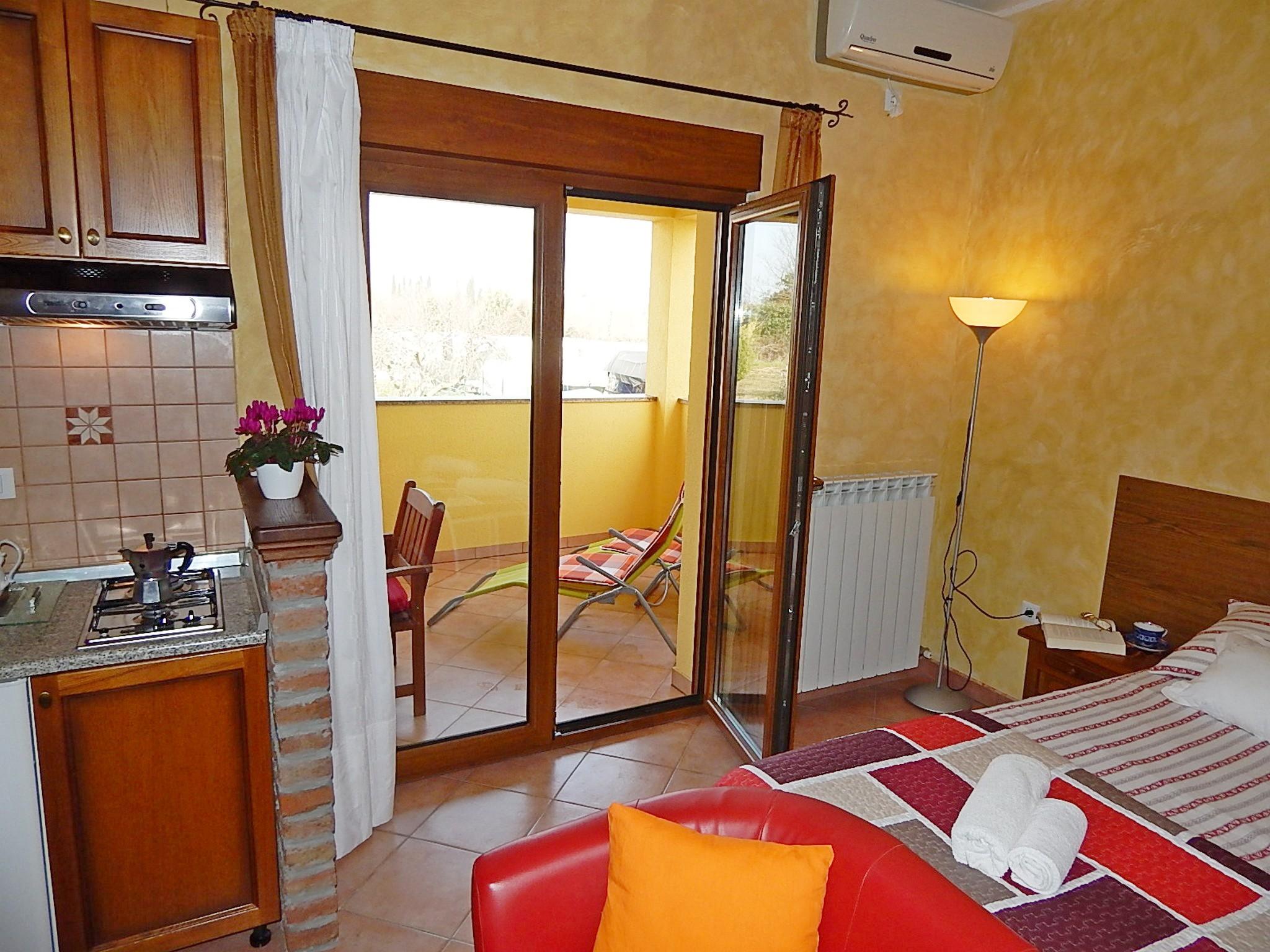 Ferienwohnung Ferienwohnungen Elida, Studio apartman S2 (2319206), Rovinj, , Istrien, Kroatien, Bild 17