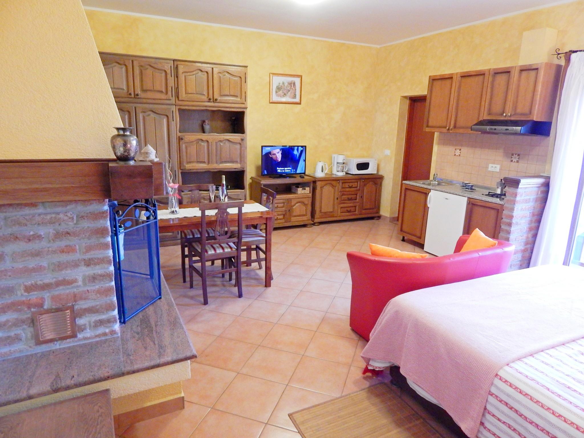 Ferienwohnung Ferienwohnungen Elida, Studio apartman S2 (2319206), Rovinj, , Istrien, Kroatien, Bild 18