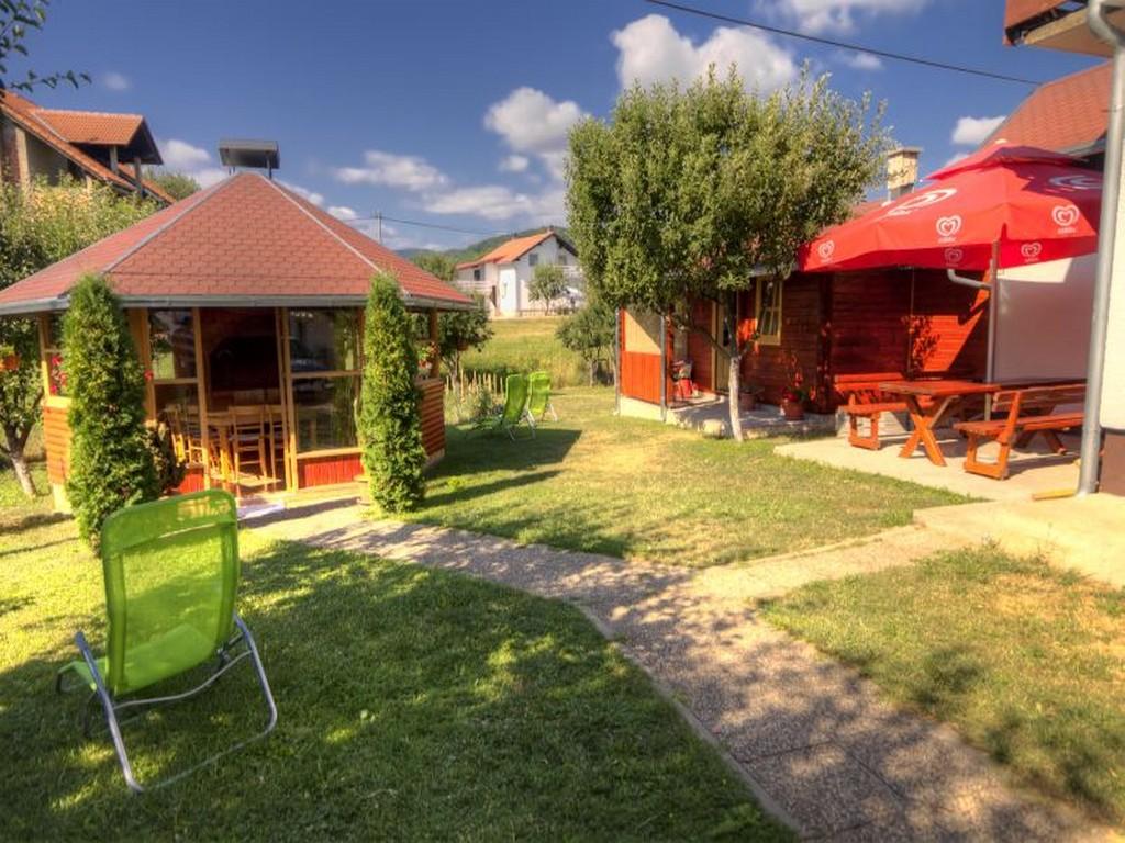 Ferienwohnung Zimmer Ilija, Soba 1/2+1 (939909), Rakovica, , Mittelkroatien, Kroatien, Bild 4