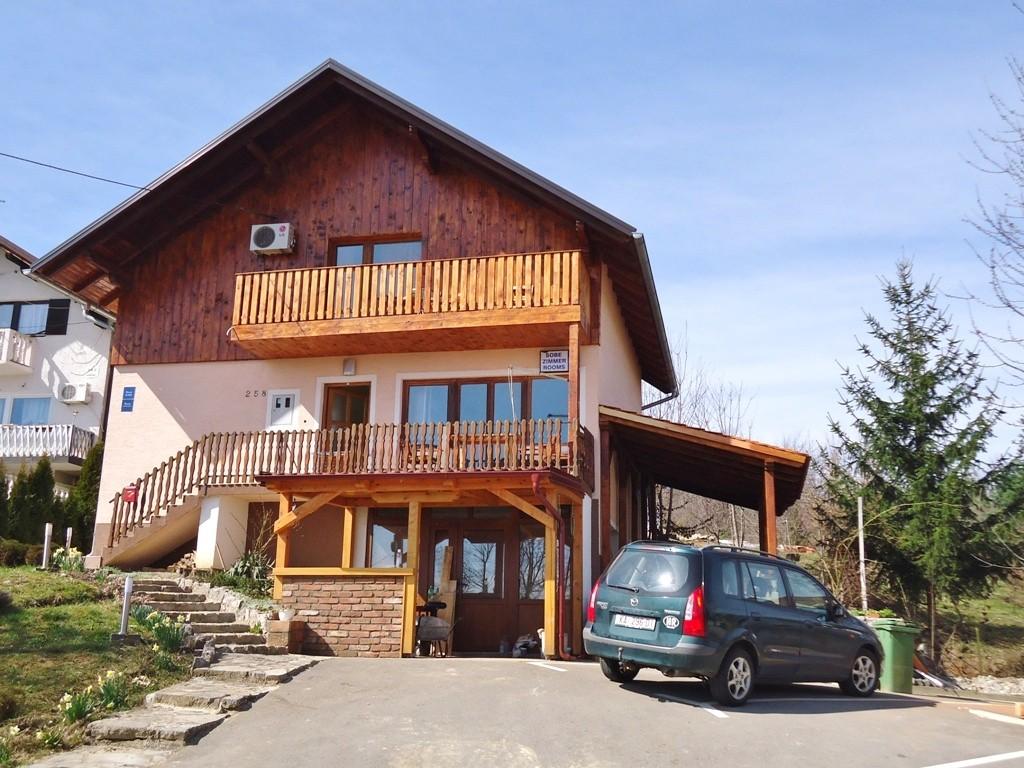 Ferienwohnung Ferienwohnungen und Zimmer }eljko, Studio apartman S3+1 (940716), Rakovica, , Mittelkroatien, Kroatien, Bild 9
