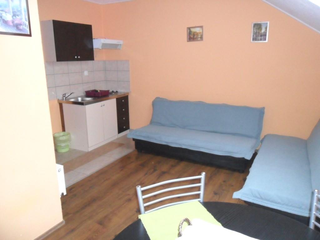 Ferienwohnung Ferienwohnungen und Zimmer Ivanka, Apartman A2+2 (1073648), Rakovica, , Mittelkroatien, Kroatien, Bild 12