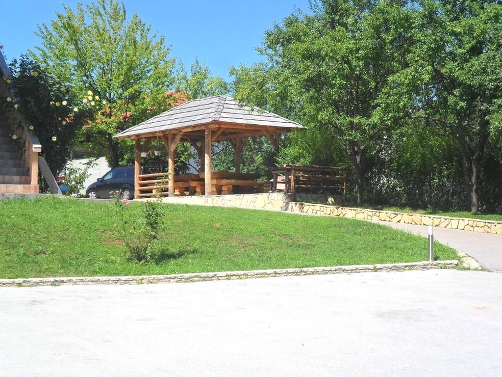 Ferienwohnung Ferienwohnungen und Zimmer Ivanka, Soba 1/2+1 (1073646), Rakovica, , Mittelkroatien, Kroatien, Bild 6