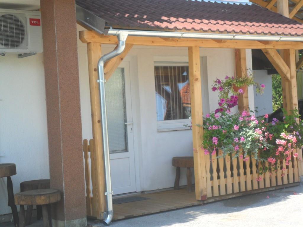 Ferienwohnung Ferienwohnungen und Zimmer Ivanka, Soba 1/2+1 (1073646), Rakovica, , Mittelkroatien, Kroatien, Bild 4