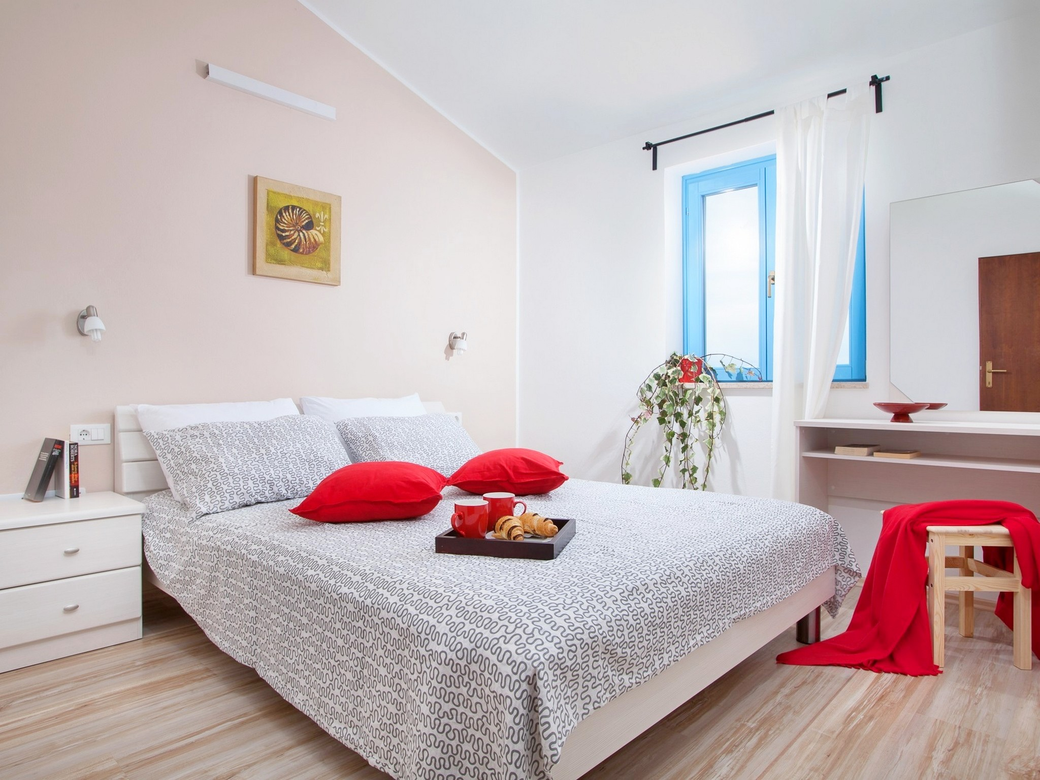 Ferienhaus Bruno, Kua za odmor s bazenom (2204668), Mugeba, , Istrien, Kroatien, Bild 10
